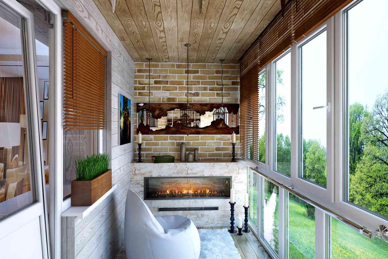 отделка-балкона-дизайн